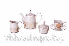Чайный набор на 12пер. (29пр.) Mocha Java