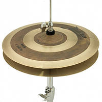 "Zalizo Тарелки для барабанов Zalizo Hi-Hat 14"" Dark-series"