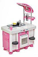 Игровая детская кухня  «Carmen» № 7  ПОЛЕСЬЕ - Беларусь - духовка, холодильник, посудомоечная машина