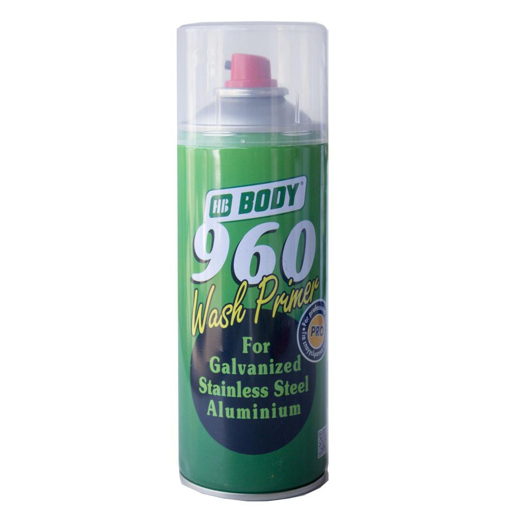 Грунт кислотный BODY 960 Wash primer 400 мл