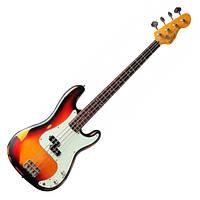 Vintage Гитара бас Vintage V-4MRSSB iCon