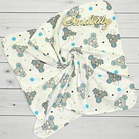Непромокаемые пеленки для новорожденных -01