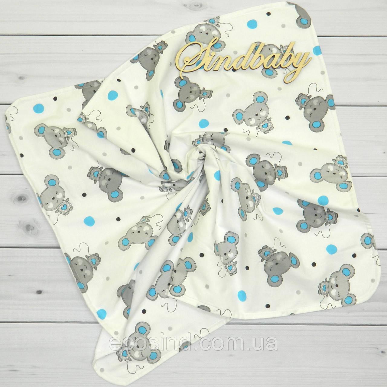 Непромокаемые пеленки для новорожденных -01 - SiND - детский текстиль  Sindbaby в Одессе df3abc72745