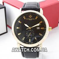 Мужские кварцевые наручные часы Vacheron Constantin 4434