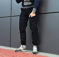 Мужские штаны-карго Apache (черные)