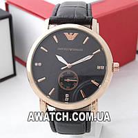 Унисекс кварцевые наручные часы Emporio Armani 4434