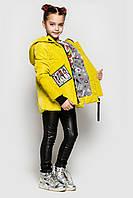 Куртка для девочки демисезонная детская