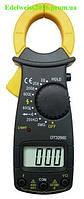 Тестер DT 3266E цифровой, токовые клещи