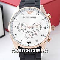 Мужские кварцевые наручные часы Emporio Armani 6990-2