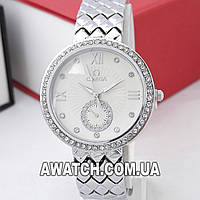 Женские кварцевые наручные часы Omega 3405