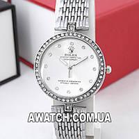 Женские кварцевые наручные часы Rolex 9239
