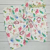 Непромокаемые пеленки для новорожденных -02