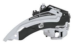 Переключатель Shimano Tourney FD-TX51 Top-Swing 3 скорости