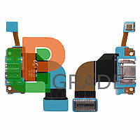 """Шлейф для Samsung T311 Galaxy Tab 3 8.0"""", версия 3G/T315, с разъемом зарядки, с микрофоном"""
