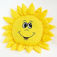 Подушка игрушка Солнышко