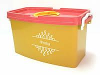Контейнер для сбора медицинских отходов, 5,7 л
