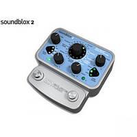 Source Audio Бас-гитарный процессор эффектов SOURCE AUDIO SA221 Soundblox 2 Multiwave Bass Distortion