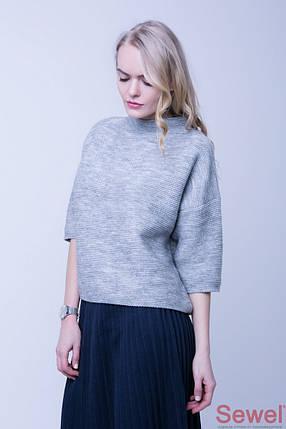 вязаный женский джемпер свитер купить в украине киеве