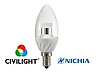 Светодиодная лампа C37 WP35T5 ceramic clear