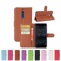 Чехол книжка для Nokia 6