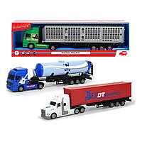Грузовик Dickie Toys Перевозки (в ассорт.) 3747001 ТМ: Dickie Toys