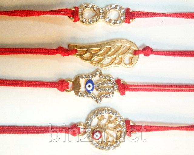 Красная нить с медальонами - zaleksandra vs co в Херсоне