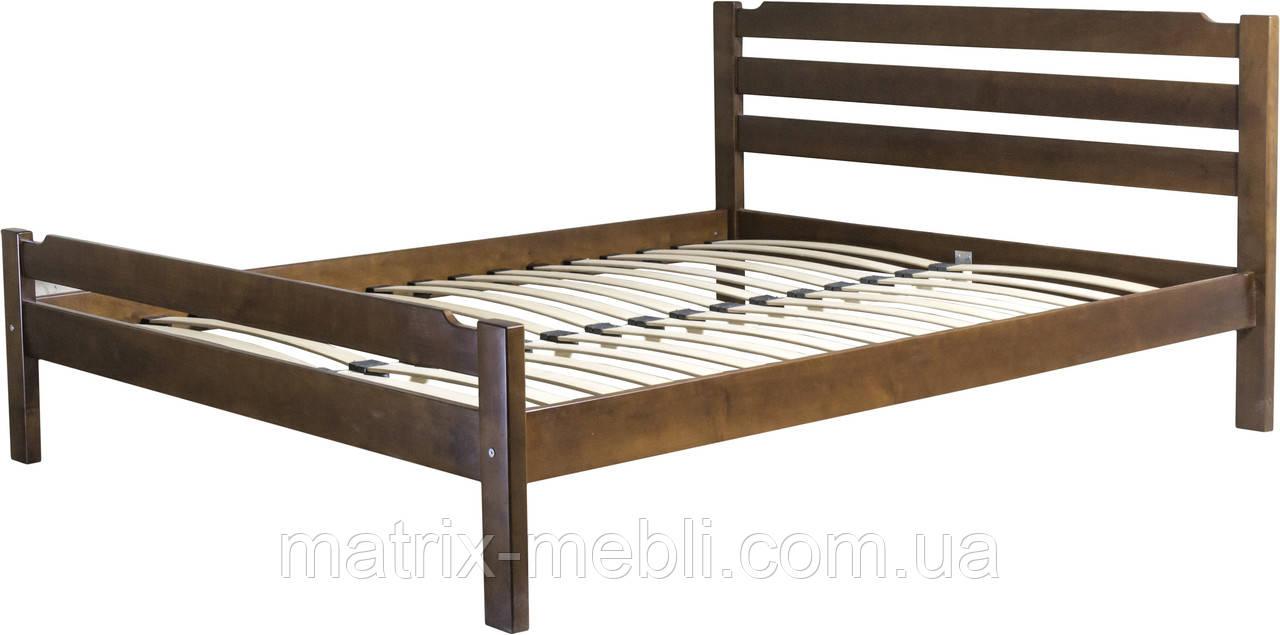 Кровать ника 1.60 на 2м по доступной цене