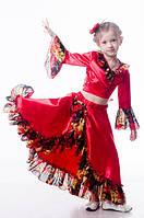 Цыганка национальный костюм для девочки