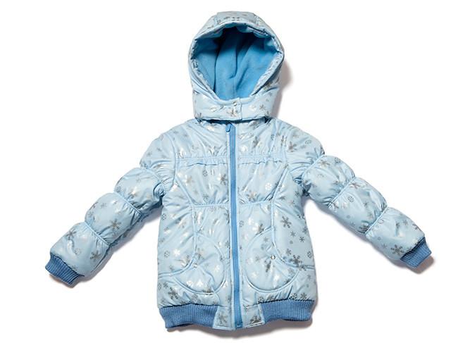 Красивая курточка для девочки (116-146 два цвета)