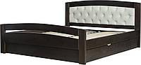 Кровать Верона 2 с мягким изголовьем, фото 1