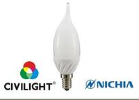 Светодиодная лампа F37 WF30T4 ceramic