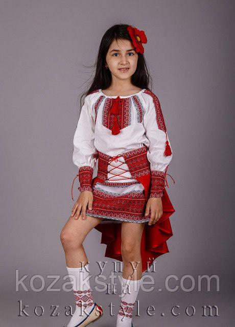 b9bca212983802 Український костюм для дівчинки