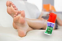 Спрей от грибка и потливости ног Fresh Leg Spa, Флеш Лег Спа антиперспирант для ног, средство от грибка ног
