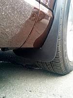 Модельные передние брызговики Toyota Venza c 2010-/2013-   /  2шт / цвет:черный / производитель NovLine