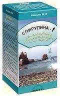 Спирулина - F капсулы № 40, фото 1