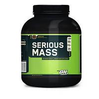 Гейнер ON Serious Mass (без сахара) 6lb, 2.7 кг