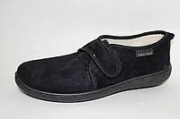 Ботинки мужские  на липучке Даго, фото 1