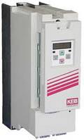 Ремонт преобразователей частоты ф. KEB COMBIVERT F5 BASIC