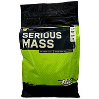 Гейнер Optimum Nutrition Serious Mass (без сахара)/ 5.4 кг