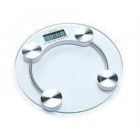 Электронные напольные весы Digital Scale 150кг круглые 2003A