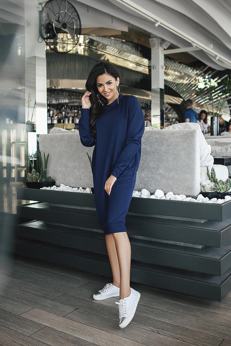 Платье в стиле casual 3582