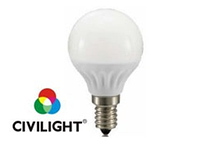 Светодиодная лампа P45 W2F35T4 ceramic