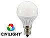 Светодиодная лампа P45 K2F35T4 ceramic
