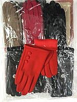 Перчатки для девочки разные цвета 18 пар в упаковке