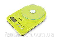 Весы кухонные электронные 102/301/6102 (7кг), LUO /05-5
