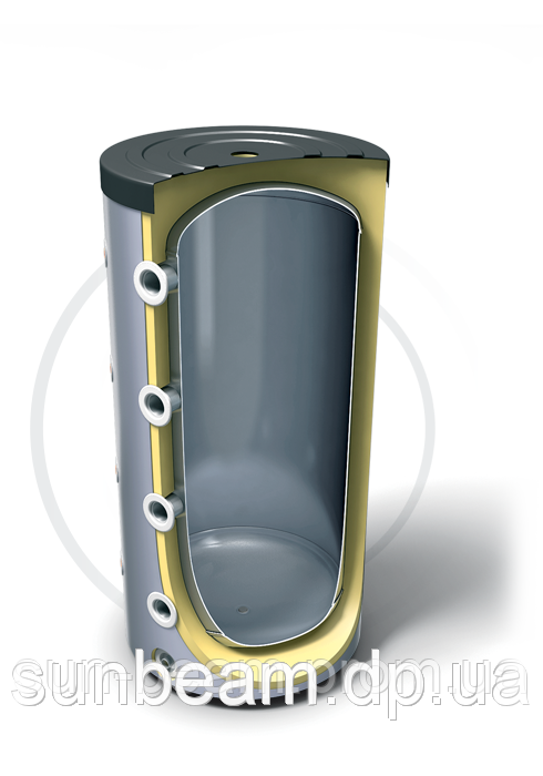 Бак-накопитель для отопления TESY V-1500 1500л