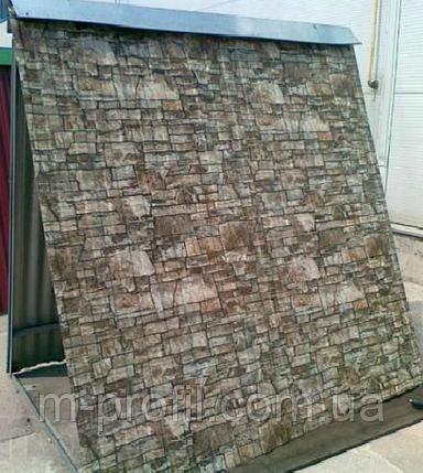 Профнастил ПС-20 камень 0,45, фото 2