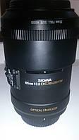 Sigma AF 105mm F2.8 EX DG OS HSM MACRO