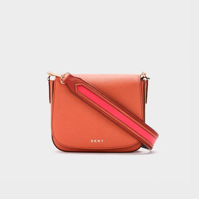 Женская сумочка DKNY Saffiano Contrast