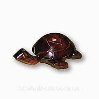 Черепаха різьблена в подарунок, фото 1